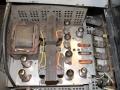 Meazzi Echomatic Factotum SEP Special, zicht op chassis.