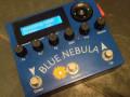 Etap Blue Nebula effectpedal voorjaar 2016, ontwikkeld door het internationale 4 koppige Etap team.