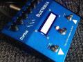 Etap Blue Nebula effectpedal vroege versie als zelfbouw pakket of gebouwd in opdracht.