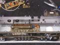 Nieuw chassis LGK-Teknik even passen in nieuwe behuizing.