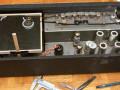 Montage nieuwe tapebehuizing voor Vox Long Tom.