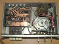 Transistortechniek Tesla Echolana 2 (Tsjechië). Deze eerste generatie transistors veroorzaakte nogal ruis.