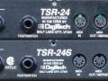 Digitech TSR24 en TSR24S 1993, back.