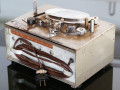 1959 Echoplex Prototype The Original Echo by Don Dixon, achterkant.