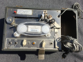 Echoplex EP -2 buis ca-1962, zonder sound on sound head en 2 inputs top, zonder koppendeksel, 2 playback heads on short delay time.