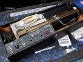 Echoplex EP-3 expanded voor Brian May gemodificeerd, met dubbel lange slide.