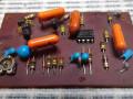 Echoplex solid state compressorboard, tijdelijk toegepast in EP-3  en  EP-4.