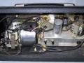 Fender Echo Reverb  III 1969, met Adineko Oil Can techniek van Tel Ray Los Angeles, ook toegepast door Morley, Gibson en Vox USA.