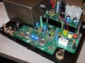 Fulltone SSTE Solid State echo Black, circuit.