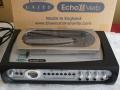 Echoverb met 6 weergavekoppen van Unity Audio Ltd UK. Geproduceerd door Blue Coconut Ltd ontwerper voormalig WEM engineer Terry MacDonald, front met cover.