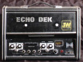 Simms-Watts Echo Dek solid state Sound-on-Sound 1972-1977, front staand.
