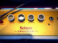 Selmer Truvoice 200 Echo, display.