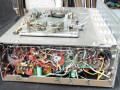 Framez Binson kloon drum echo gebouwd door Jean Paul Caro (France). Met Binson parts en Meazzi Echomatic-J circuit, aan de zijkant.