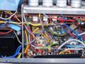 Framez / voxECHO by jpc, Echomatic kloon gebouwd door Jean Paul Caro (France), trafo en circuit.