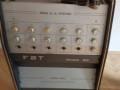 FBT 4 kanaals Echo PA System Personal 604 buizen, front met speciale kabelset.