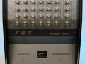 FBT 6 kanaals Echo PA System Personal 1004t  transistor, front met powerunit onderin.