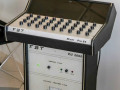 FBT Mixer Pro 64  Silver met ingebouwde echo, op PU2000 powerunit.