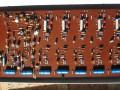 FBT Mixer Pro 64 met ingebouwde echo, printplaat.