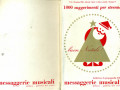 Messaggerie Musicali Milano 1962.