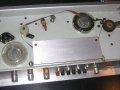 Semprini echo solid state model ETR 602/ X opname- en 4 weergavekoppen onder afdekkap.