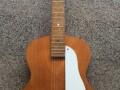 Vroege Egmond akoestische gitaar, front.