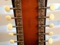 Texas Ranger 12S 12 snarige Western Steelstring gitaar, headstock back met ingeslagen serienummer.