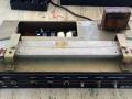 Egmond  6/606 solid-state fabrikaat Steelphon GA805, 50 watt buizentechniek met galmveer.