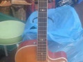 Miller acoustiche Jazz Archtop guitar ca. 1950, front.