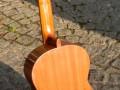 Estrada klassieke gitaar no 3-1970 -1980, back.