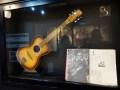 Toledo  Rosetti 276 van George Harrison in het The Beatles Story Museum in Liverpool.