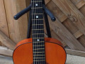 Hi-Spot Parlour guitar, Toledo export model, UK geimporteerd door Rosetti, made by Egmond, front.