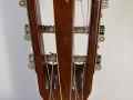 Harmonie 1960, headstock front met logo ruimte .