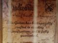 Stradivarius label.