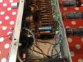 Egmond  V1230 12 watt  buizenversterker 1965, uitgenomen chassis.