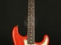 Toets Fender seriemodel 1961 Stratocaster, rosewood toets.