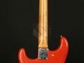 Hals Fender seriemodel 1961 Stratocaster, rosewood toets.