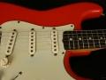 Pickups Fender seriemodel 1961 Stratocaster, rosewood toets.