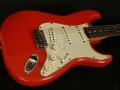 Body Fender seriemodel 1961 Stratocaster, rosewood toets.