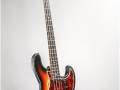 Fender Jazz Bass Sunburst 1965, als incidenteel gebruikt door Brian Locking.