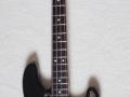 Fender Precision Bass Black. Gebruikt door Bruce op de Eurovision Songcontest 1975.