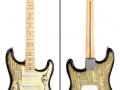 De Scotsman, een Fender Mexican Standard Strat. Deze special editie is bedrukt met krantenartikelen van de krant The Scotsman. Aan Hank geschonken bij de 50th Anniversary van de Stratocaster en gebruikt bij de Reunited Tour in 2009-2010.