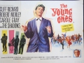 1961  Affiche film The Young Ones (Wonderful to be Young).