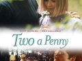1968  Affiche film Two a Penny.