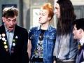1982-1986 The Young Ones, komieken met TV programma The Young Ones.
