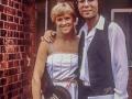 1982 Cliff en Sue Barker tijdens hun relatie.