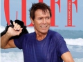 Cliff Richard's official calendar 2012.