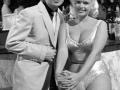 Cliff met Jane Mansfield.