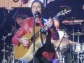 Cliff met zijn 2e gerstaureerde Gibson J200.