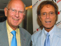 Evangelist, vriend, woordvoerder en huisgenoot Bill Latham met Cliff Richard sinds 1964-2013.