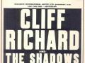 Affiche van het optreden in de Doelen op 26 maart 1971.